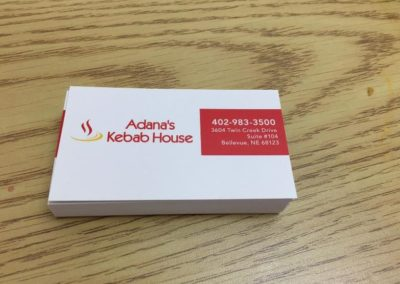 Business Cards by Speedpro 1