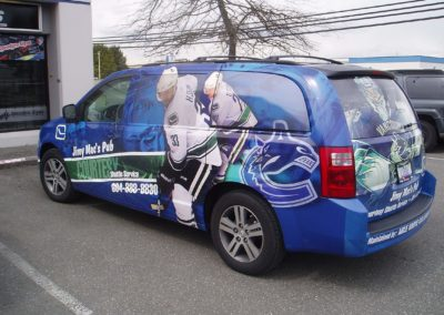 Vehicle Wraps by Speedpro 4 Tinified